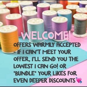 Other - WELCOME🧵🛍👗